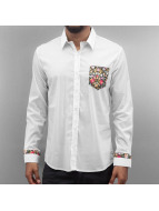 Open Hemd Dusan khaki