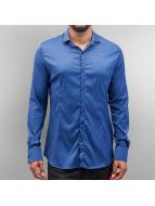 Open overhemd Rio blauw