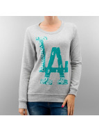 Outfitters Nation Pullover Wizza grau