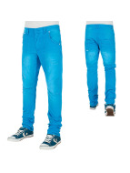 Outfitters Nation Straight Fit Jeans Stall blau