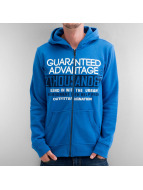 Outfitters Nation Vetoketjuhupparit Hyper sininen