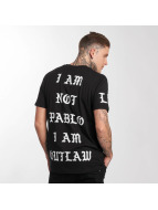 Outlaw T-Shirt Pablo black