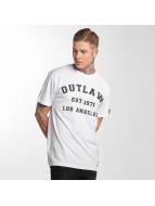 Outlaw T-Shirt Outlaw Baseball white