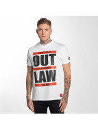 Outlaw T-Shirty Outlaw Run bialy