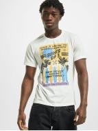 Oxbow Camiseta Tapoda blanco