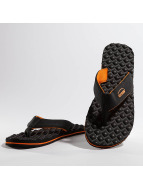 Oxbow Chanclas / Sandalias Strong negro