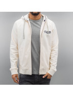 Oxbow Hoodies con zip Saleta beige