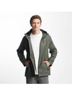 Oxbow Rainy Hooded Raincoat Shadow