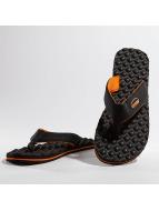 Oxbow Slipper/Sandaal Strong zwart
