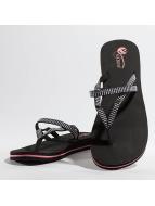 Oxbow Slipper/Sandaal Necoa zwart