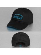 Oxbow Snapback Cap Kaal Velcro schwarz