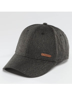 Oxbow Snapback Caps Azhi Flannel szary