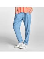 Oxbow Spodnie wizytowe Romanel niebieski
