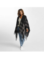 Oxbow Swetry rozpinane Ervina Jacquard czarny