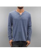 Oxbow T-Shirt manches longues Tabaia bleu