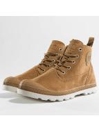 Palladium Boots ampa LDN LP Mid Sue marrón