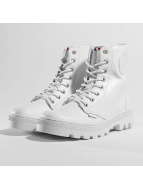 Palladium Boots Pallabosse Off Lea white