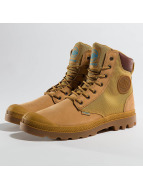 Palladium Chaussures montantes Pampa Sport Cuff WPN or