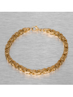 Paris Jewelry Браслет 21 cm Stainless Steel золото