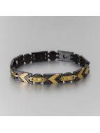 Paris Jewelry Браслет Stainless Steel черный
