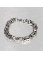 Paris Jewelry Armband 21 cm Stainless silberfarben