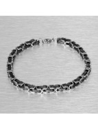 Paris Jewelry armband Stainless zilver