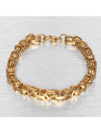 Paris Jewelry Bracelet Stainless Steel gold