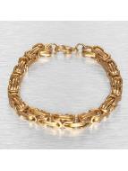 Paris Jewelry Stainless Steel Bracelet Golden