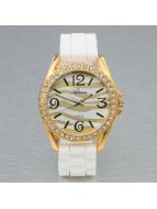 Paris Jewelry horloge Adriana Zebra wit