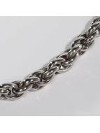 Paris Jewelry Kaulaketjut Paris Jewelry Stainless Steel Necklace hopea