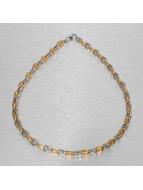 Paris Jewelry ketting Stainless goud