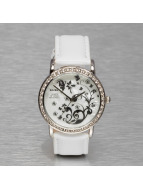 Paris Jewelry Uhr Akzent weiß