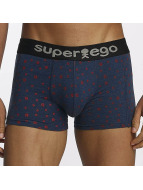 Paris Premium Boxer Short Blue Dot blue