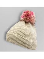 Paris Premium hoed Pom Pom beige