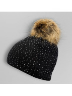 Paris Premium hoed Rhinestones zwart