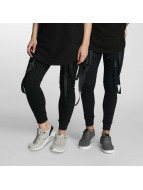 Paris Premium Jogging kalhoty Cords čern