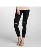 Paris Premium Skinny Jeans Denim čern