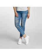 Paris Premium Denim Skinny Jeans Light Blue