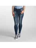 Paris Premium Denim Skinny Jeans Blue