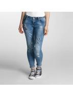 Paris Premium Skinny Jeans Denim mavi