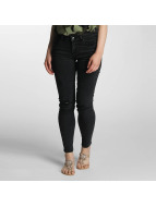 Paris Premium Denim Skinny Jeans Black
