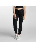 Paris Premium Skinny Jeans Denim sort