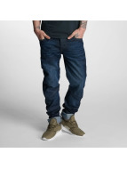 Paris Premium Straight Fit Jeans NORF modrý