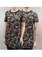 Paris Premium T-Shirt Atlanta camouflage