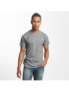 Paris Premium T-Shirt Stripe grey