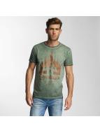 Paris Premium Copenhagen T-Shirt Urban Green