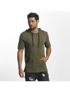 Paris Premium T-Shirt Hood khaki