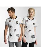 Paris Premium T-shirt longoversize Tulsa gris