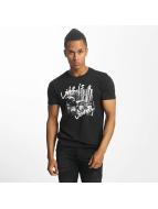Paris Premium T-Shirt Life is a Journey noir