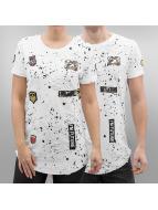 Paris Premium t-shirt Sacramento wit
